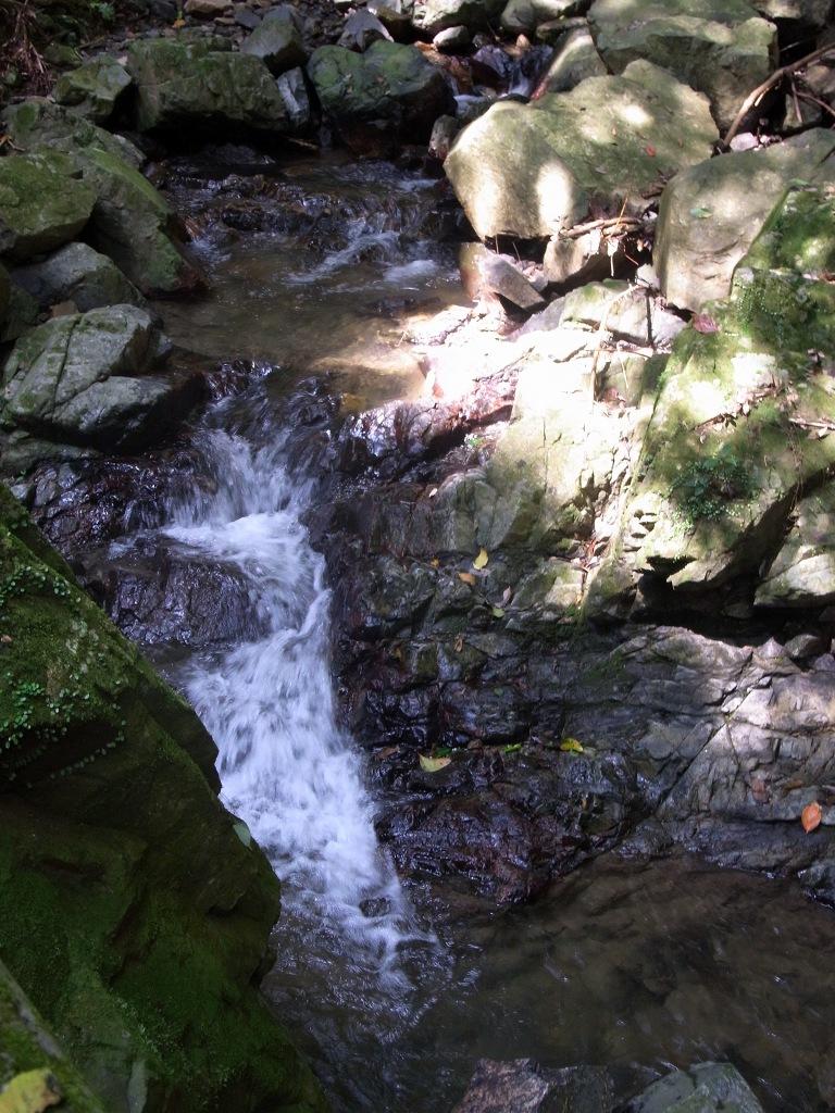白滝下流。