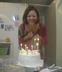 キムとケーキ