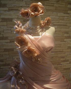 ピンクドレス22