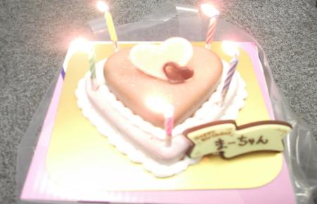 超~かわいい♪アイスケーキ