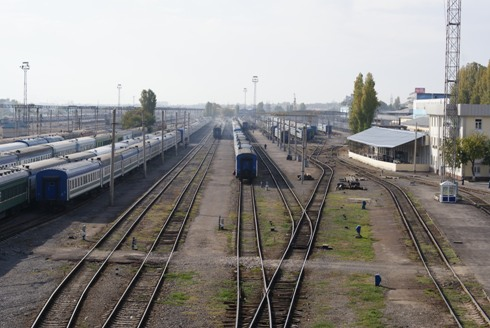 train far