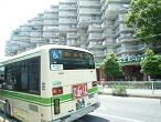 大阪市営バスに乗って