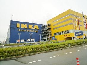 IKEA 大阪鶴町店