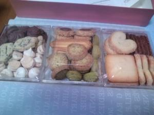 クッキーだ♪