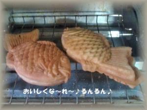 オーブンで
