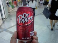 ドクターペッパー タイ語