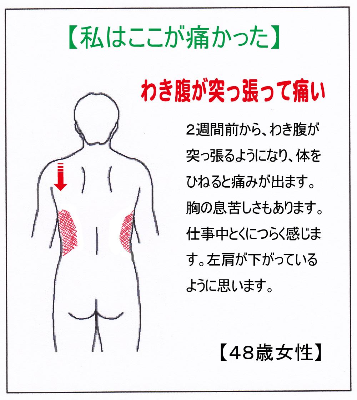 三n(脇痛)