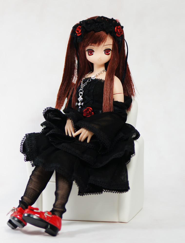薔薇シフォン あいか1