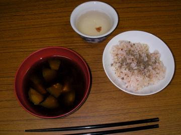 雑穀料理教室3
