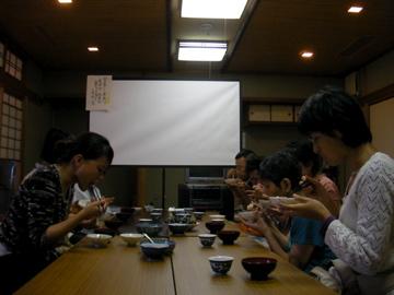 雑穀料理教室4