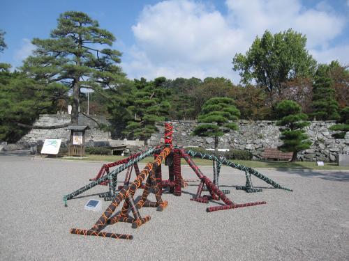 第47回 徳島彫刻集団 野外彫刻展-2