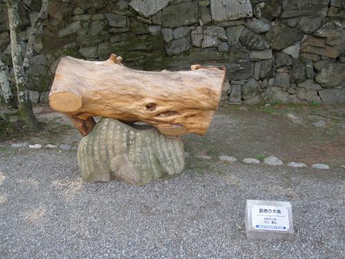 第47回 徳島彫刻集団 野外彫刻展-3