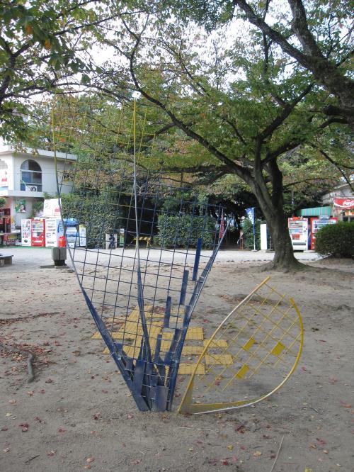 第47回 徳島彫刻集団 野外彫刻展-9