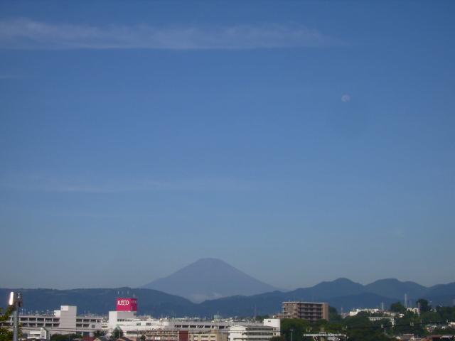 夏の富士39