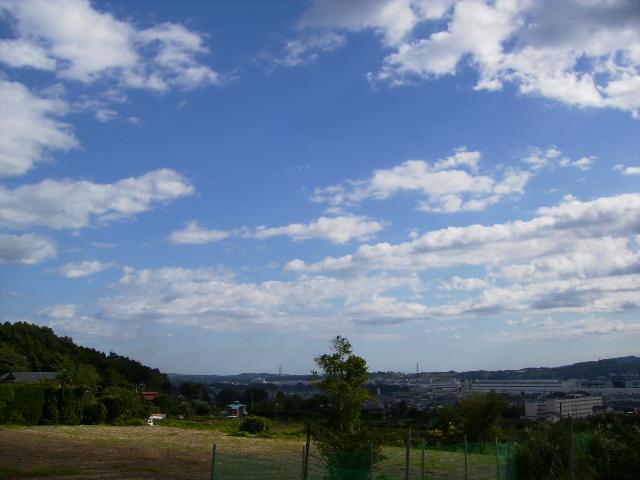 秋の雲13