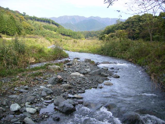 秋の四十八瀬川26