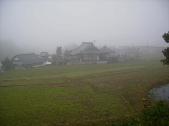 朝霧の永照寺31