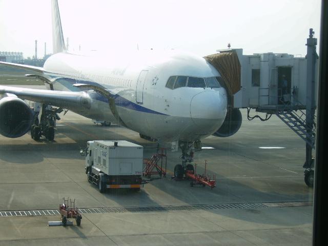 搭乗機97