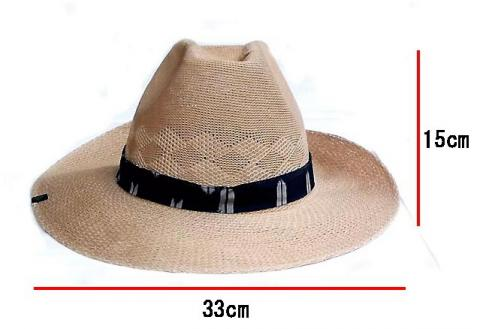 KYOKO夏の帽子