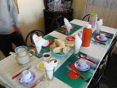 ビニャーレスの朝食