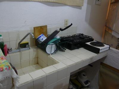 佐々木さん宅キッチン