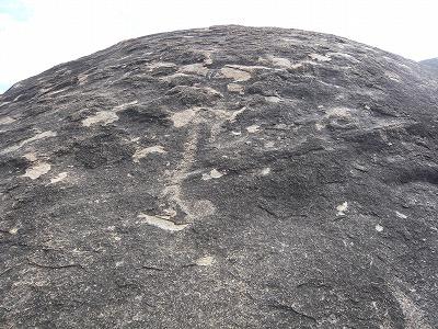 マサシ山登り口