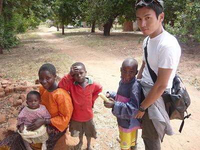 山田さんと子供たち