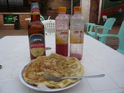 タンザニア最後の晩餐