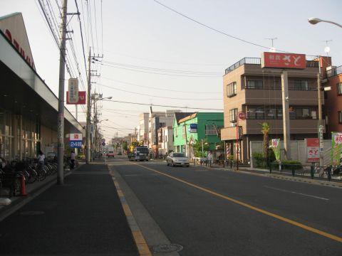 旧日光街道・島根