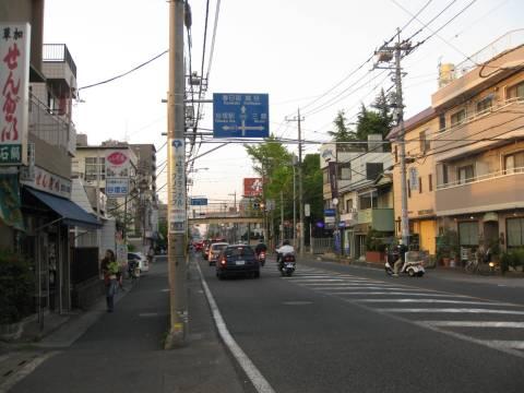 旧日光街道・谷塚