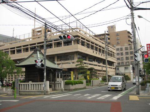 草加宿地蔵堂
