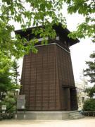 札場河岸公園の望楼