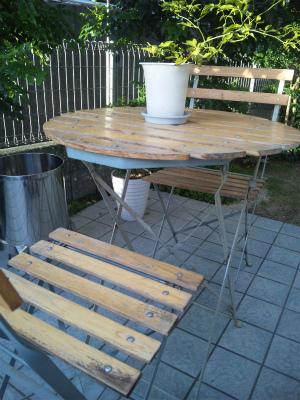 ガーデンテーブル3