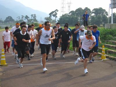 マラソン交流会2