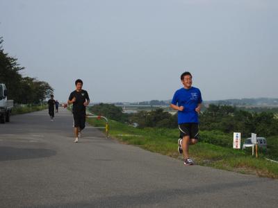 マラソン交流会3