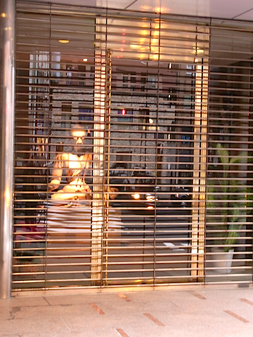 sitting buddha in roppongi