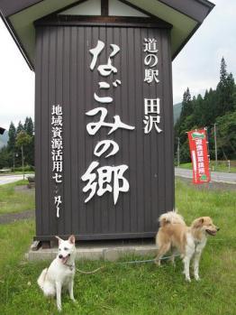 道の駅 田沢