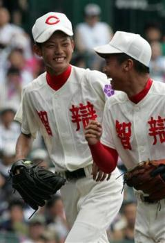 絵日記8・14高校野球5日