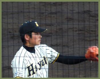 絵日記8・17高校野球1