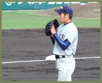 絵日記8・17高校野球8