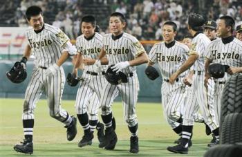 絵日記8・17高校野球8日目