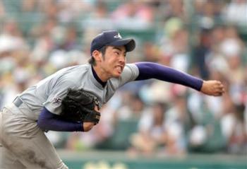 絵日記8・20高校野球11日