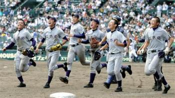 絵日記8・21高校野球12日目