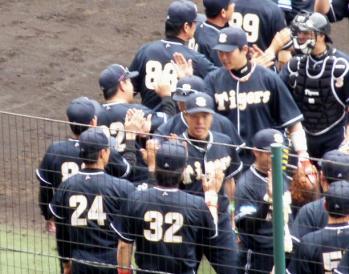 絵日記6・22黒ユニ勝ち2