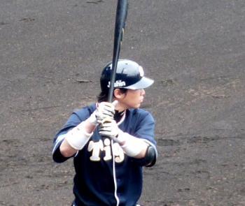 絵日記6・22黒ユニ新井