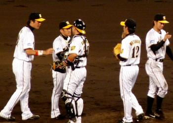 絵日記7・25横浜戦勝利1