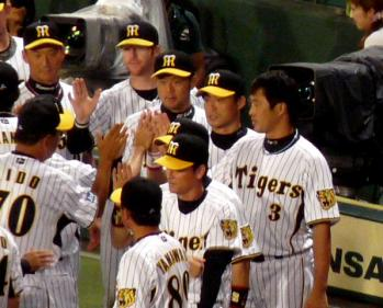 絵日記7・25横浜戦勝利3