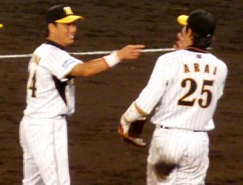 絵日記8・19横浜勝ち2