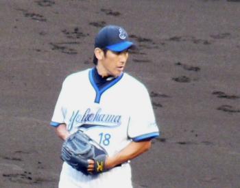 絵日記8・19横浜番長