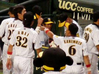 絵日記8・19横浜勝ち5